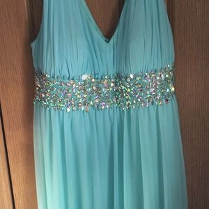 Plus size Prom Dress!